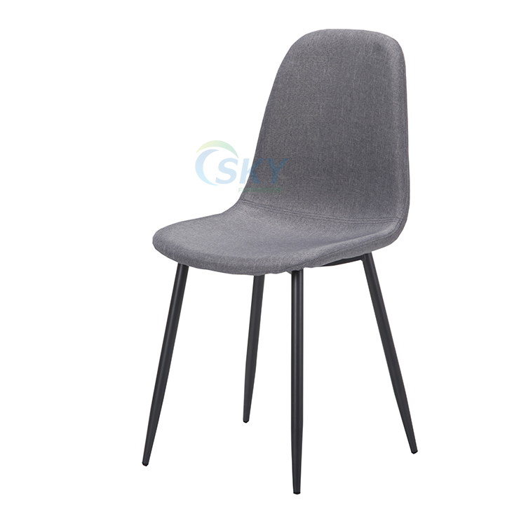 DC409 Fabric popular dining chair